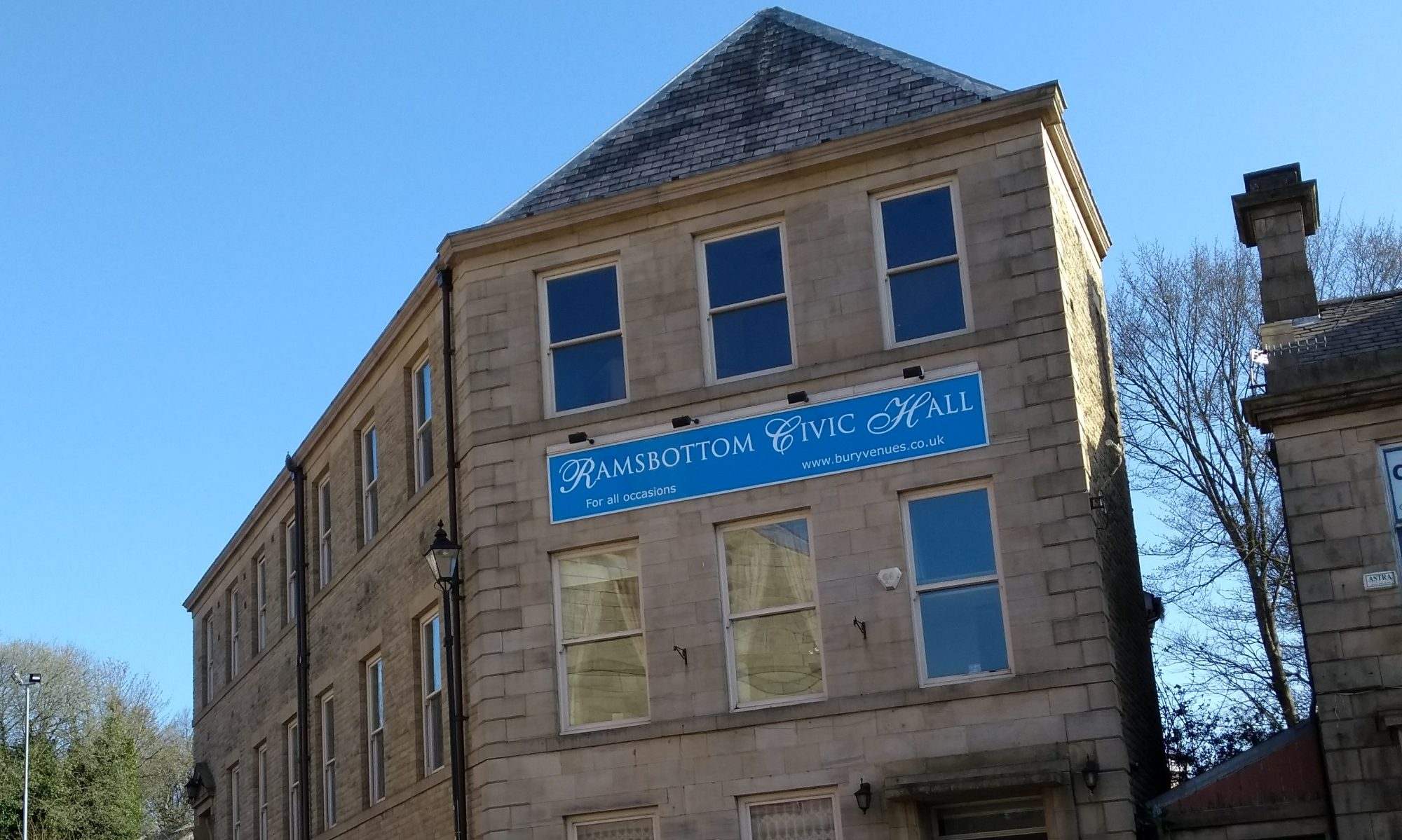 Friends of Ramsbottom Civic Hall
